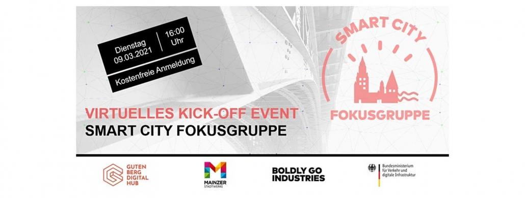 Smart-City-Fokus-Gruppe